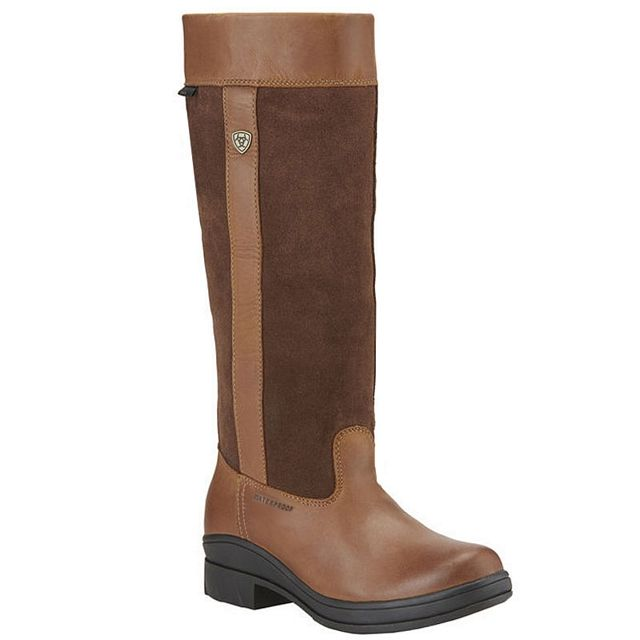 Ariat Outdoorlaars Windermere Chocolate Ruitersport Gierman