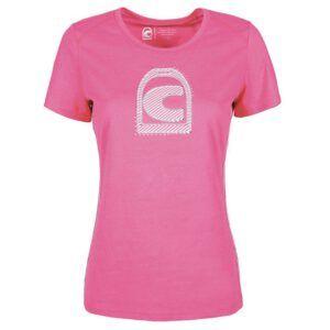 T-shirt Cavallo Perina pinky pink voorzijde