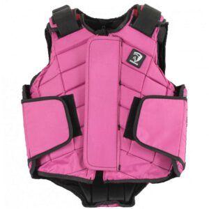 FlexPlus bodyprotector Horka Rose voorzijde