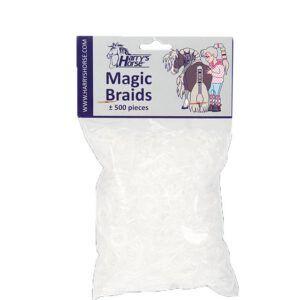 Harry's Horse Magic Braids Transparant
