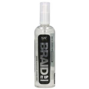 Braid It Up invlecht mousse NAF 500 ml