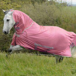 Vliegendeken Bucas Freedom Met Hals Hot Pink