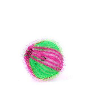 Wasballen QHP roze groen