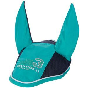 HV Polo oornetje Favouritas 2.0 blue turquoise