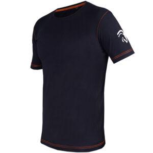KNHS heren shirt 2020 blauw voorzijde