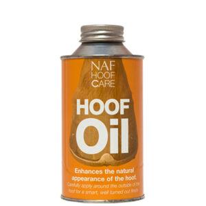 NAF Hoof Oil verpakking 500 ml