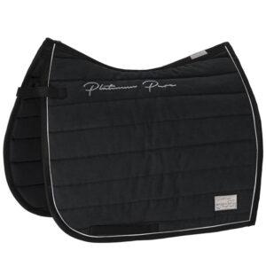 Polo Pad Eskadron Platinum Pure zwart